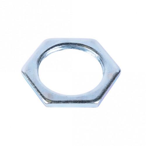25mm Locknut Galvanised Steel