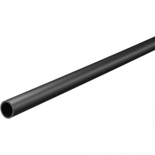 PVC ROUND CONDUIT 25MM X 3M LENGTH BLACK