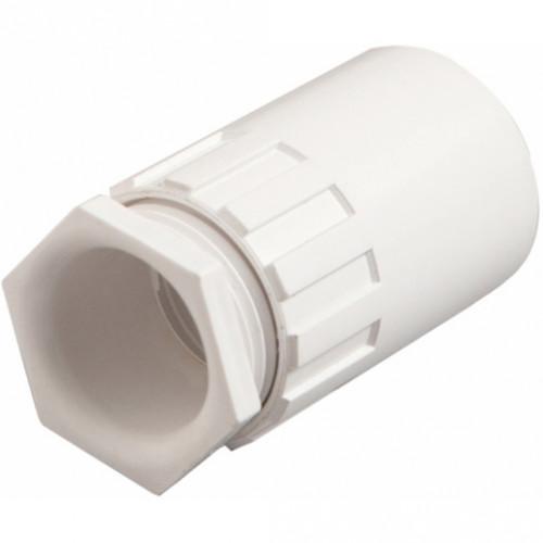 20mm PVC Female Adaptor White