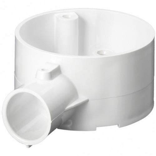 1-Way Terminal Box PVC 25mm White