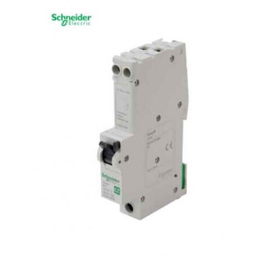 Schneider Easy9+ 6A Single Pole 1 Module B Curve 6kA 30mA Type A RCBO