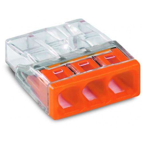 WAGO 2273–203 Compact Socket Terminals (x100)