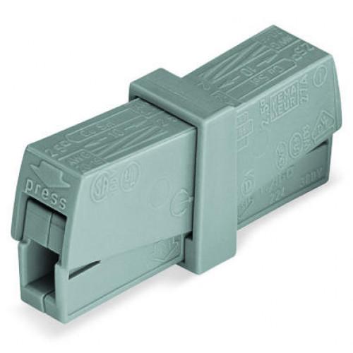 Wago 224-201 Service Connector Grey (x50)