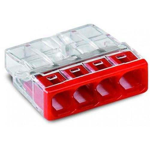 WAGO 2273–204 Compact Socket Terminals (x100)