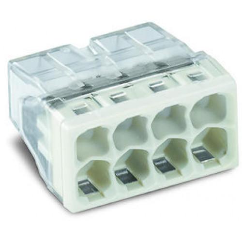 WAGO 2273–208 Compact Socket Terminals (x50)
