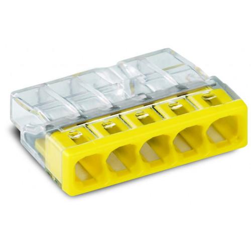 WAGO 2273–205 Compact Socket Terminals (x100)