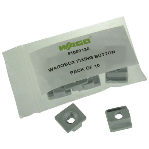 Wago 51009130 Mounting Buttons (Pack of 10)
