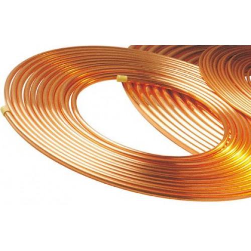 Copper Pipe 1/4 x 30M Coil
