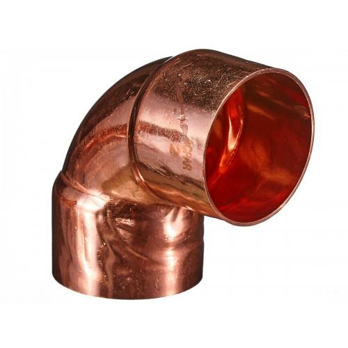 "Copper 7/8"" 90 Degree Bend"