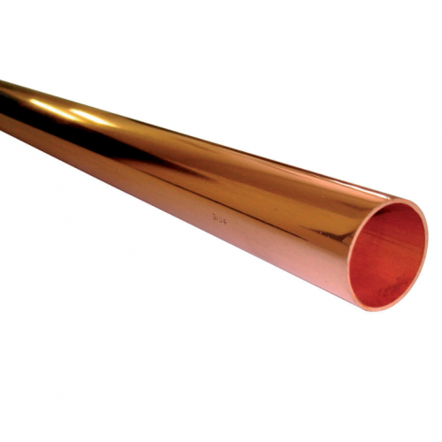 Copper Pipe 1.1/8 x 3M Length