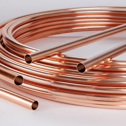 Copper Pipe 7/8 x 15M Coil
