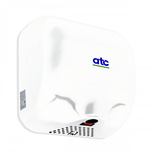 ATC Cheetah Hand Dryer White Z-2281W