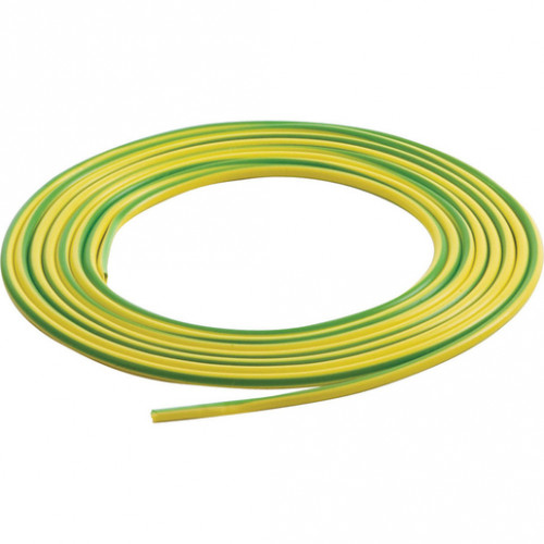 Sgy130 Sleeving 4mm Green Yellow 100m Drum