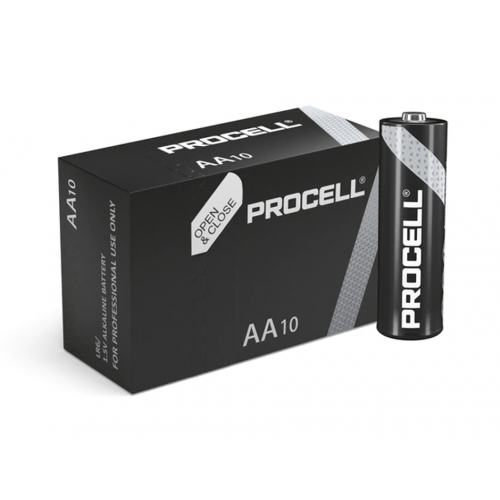 Duracell Procell Alkaline AA Cell (Box Of 10)