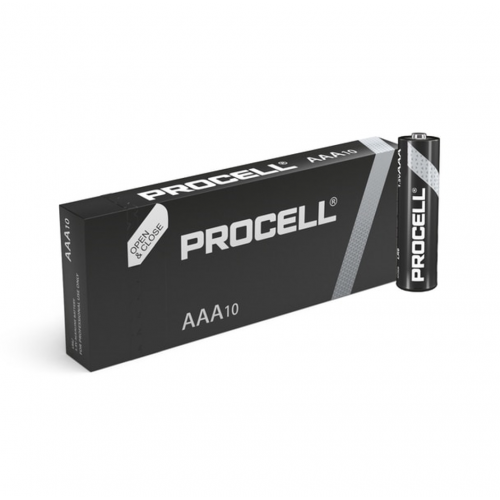 Duracell Procell Alkaline AAA Cell (Box Of 10)