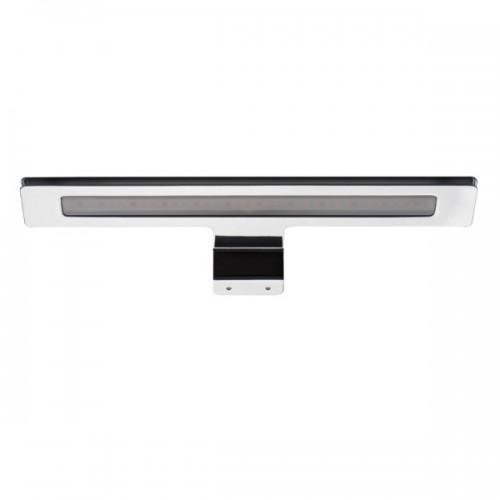 KANLUX Over-cabinet LED light fitting, IP44 PLATEN CHROME 4000K