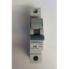 Havells 20A Single Pole MCB Type B (Brand New)