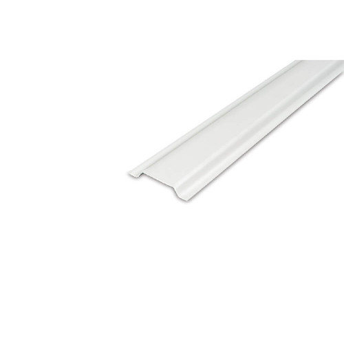 12MM CAPPING WHITE PVC (2 METRE LENGTHS)