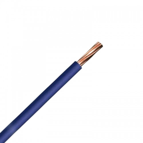 6491X 1.5MM BLUE SINGLE CABLE (100m)