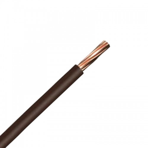 6491X 1.5MM BROWN SINGLE CABLE (100m)