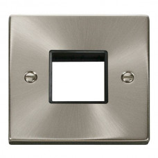 CLICK VPSC402 FRONTPLATE 1G 2APERATURE