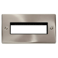 CLICK VPSC426 FRONTPLATE 2G 6APERATURE