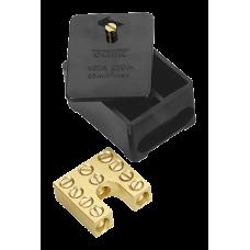 CLICK WA227 JUNCTION BOX 1P 100A BLK