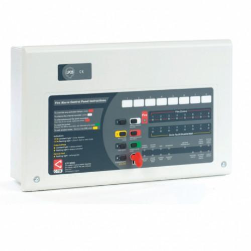 CTEC CFP702-4 FIRE PANEL 2 ZONE
