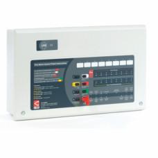 C-TEC Standard 4 Zone Conventional Fire Alarm PanelC/W RELAYS