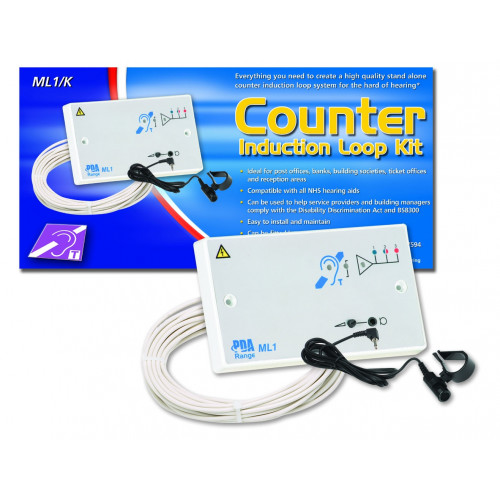 CTEC COUNTER INDUCTION LOOP KIT