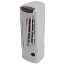 "Pro - Elec 14"" Mini Tower Fan with 3 Speeds & Oscillation Function, White - PEL01202"