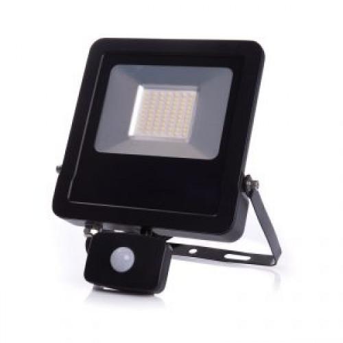 Diamond Ta1-30CP LED Floodlight 30W 6000K With PIR