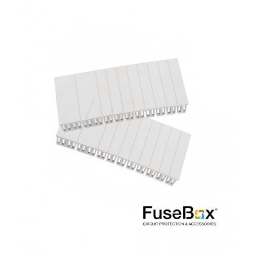 Fusebox Module Blanks Abs (12)