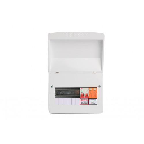 Fusebox SPD 6 Way 100A Consumer Unit