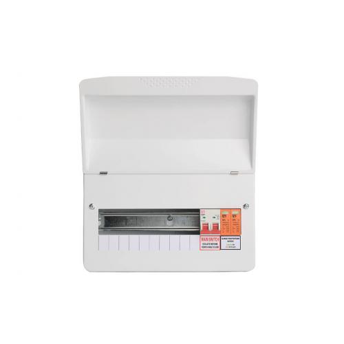 Fusebox SPd 10 Way 100A Consumer Unit