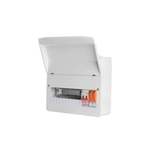 Fusebox SPD 14 Way 100A Consumer Unit