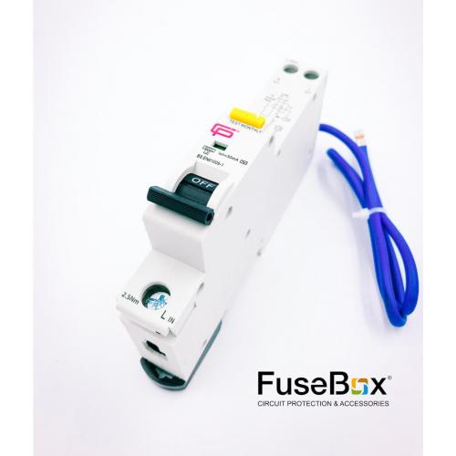 Fusebox 6A 30Ma Rcbo B Type