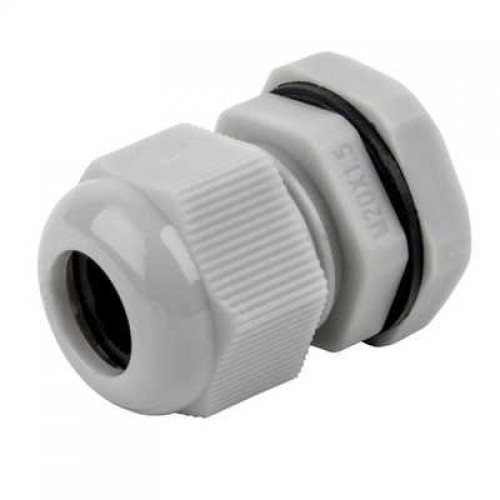 25MM COMP GLAND GREY LARGE (x10)