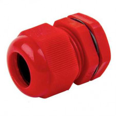 25mm IP68 Compression Gland Red (Pack of 10)