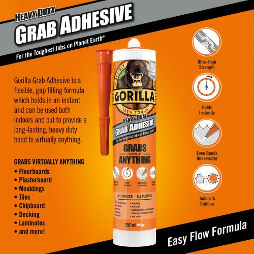 Gorilla Grab Adhesive
