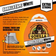 Gorilla Tape White 27m