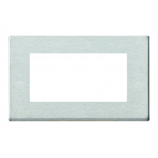 Hamilton Hartland G2 Stainless Steel Double Plate with 4 EuroFix Aperture and Grid