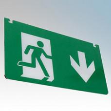 HARLEC BLADE LEGEND RUNNING MAN DOWN