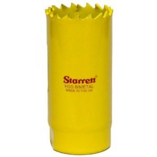 Starrett FCH0100 Bi Metal 25mm Constant Pitch Hole Saw