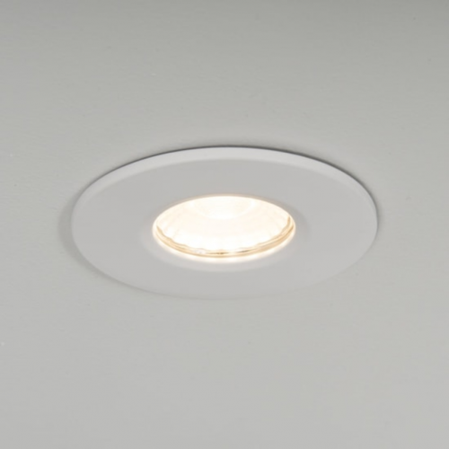 KSR FIRE RATED 8.8W 3000K LED DIMMABLE DOWNLIGHT