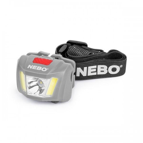 Nebo Duo Headtorch LED White & Red