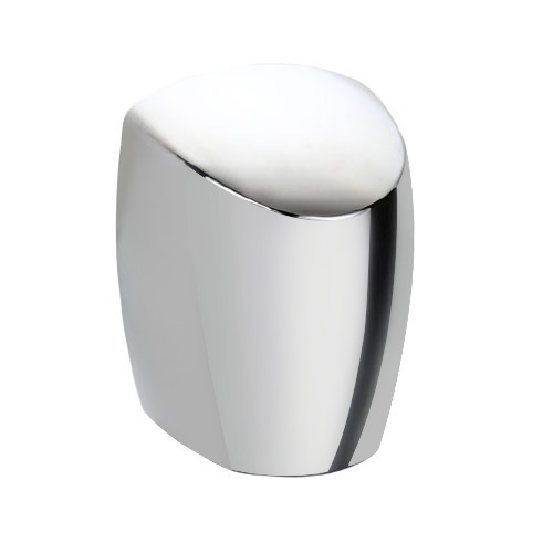 Red Arrow YD-208C Chrome Steel Automatic Low Energy Hand Dryer With Adjustable Heat Control IP20 550W - 1250W