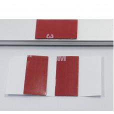 Aeroline Magnet Metal Plate And 3M Tape