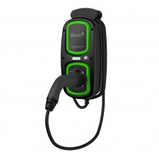Rolec Wallpod EV HomeSmart Charger, 32A, GPRS, 5m  - EVHS2140