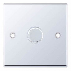 Selectric 7M-Pro Polished Chrome 1 Gang 400W 2 Way Dimmer Switch 7MPRO-309